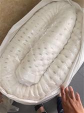 天然乳胶床垫,尺寸2*1.5*0.75。品牌:pavattaya。全新未用,买的时候弄错了尺寸, ...