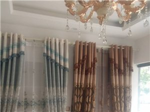 梦斓莎,窗帘。布艺。家纺