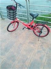 自行车一辆闲置出售