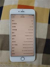 转让一部自用iPhone6spuls,价格优惠,手机保证正品原装,没有任何毛病,有需要的朋友请联系我...