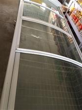 自用一年寒美冰柜制冷效果好  2米长  80cm宽  因拆迁转让