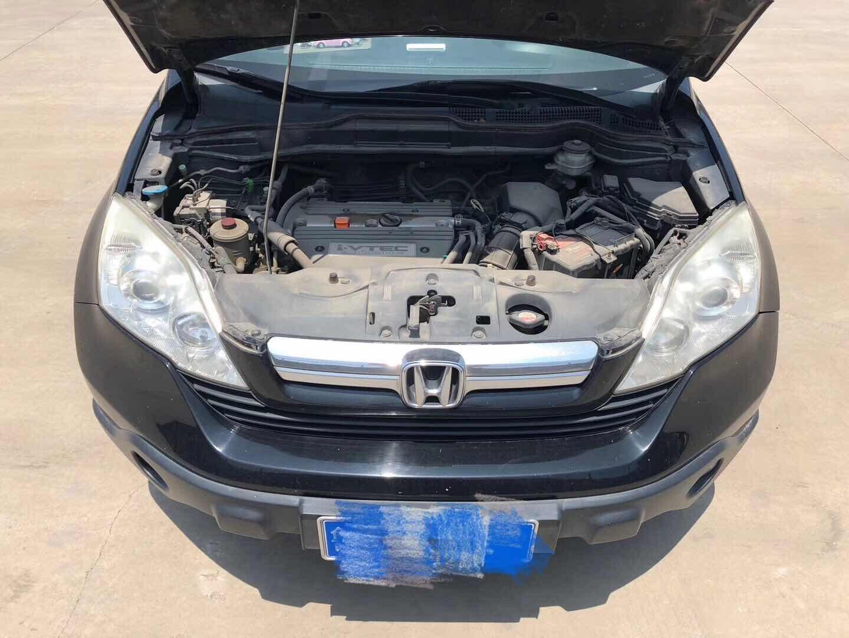 本田CR-V,高配,四驱,2.4排量