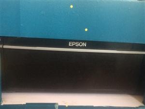 本人出售爱普生打印机 九成新的买来了没怎么用,还有热转印DIY机器  可制作 打火机 手机壳 衣服 ...