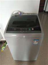 急甩!98成新,美的全自动洗衣机。一个人没用到半年。东西在石南!