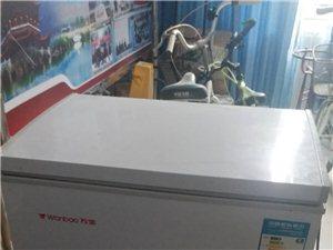 九成新冰柜,因本人搬家了,所以低价出售