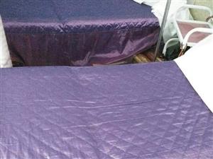 9成新美容床2张处理,1.9米长0.8米宽。价格电话联系。