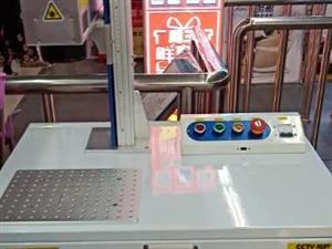 激光雕刻机,两个镜头(深雕.浅雕)设备全新,原价20000,现售价15000