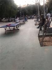东夷乒乓球场长期被人霸占