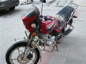 出售二手摩托车,豪爵125