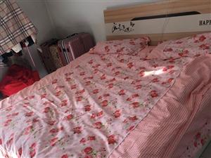 床,?床垫子650,不降价。