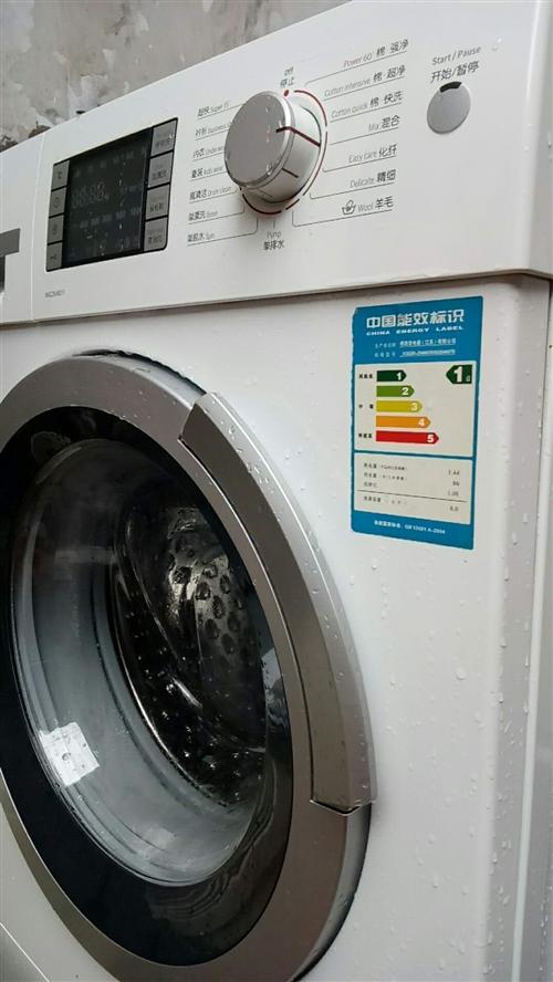 博世洗衣機基本全新沒怎么用過!買時5千多現在便宜處理2000