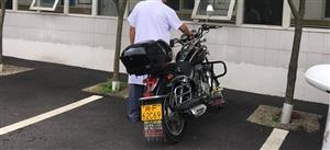 出售二手摩托车