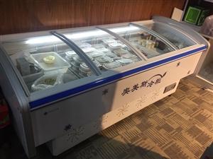 奥美斯冷柜,95新,适合各种餐饮商家使用。 相中价格可小议。