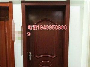 竹木套装门