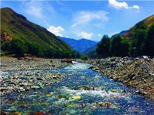 新疆米泉柏杨河