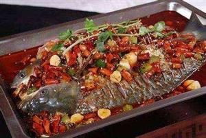 正中万州烤活鱼