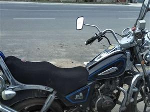 出售银钢150摩托车,看车说话