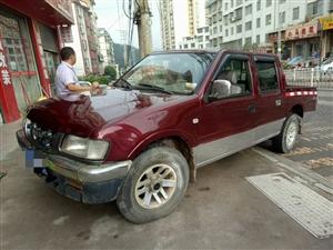 五十铃皮卡,08年入户柴油2.8T,手动四驱,车况好,没有拖过重货,动力强劲,要求必须过户。