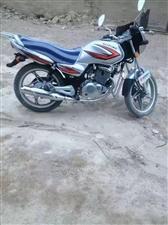 铃木125摩托车九成新有牌子有证需要的联系  联系