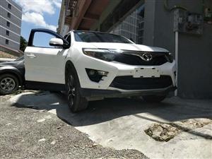 2017款东南DX7
