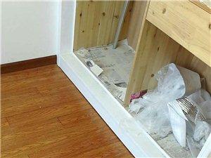 木地板安裝