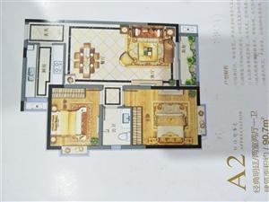 蔚蓝港湾现房2室2厅1卫35万元