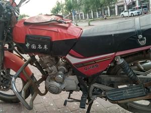 本人有一辆钱江摩托车出卖,车况好,手续齐全