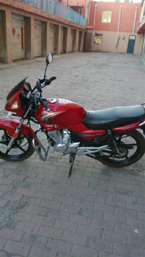 雅马哈天剑125