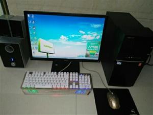 [玫瑰][玫瑰]转让几套台式电脑、笔记本。性能好,速度飞快,可保修一个月。19寸、22寸显...