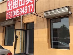 西四正街劳动局家属楼一楼门市2室1厅1卫2200元/月