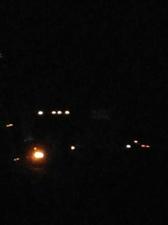 瓜州交警深夜查车造成交通拥堵