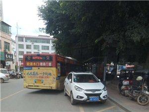 摩托车(电动车)占用马子口公交站台