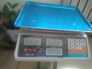 2018年6月1号新买的30公斤的电子称,当时家人想做点小生意的,后来去商场了,所以一用没用,有需要...