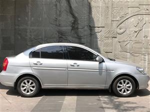 2011款北京现代雅绅特1.4舒适版
