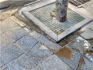 供水管爆裂�o人修