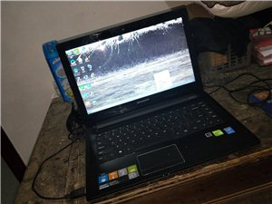 因本人急需用钱,现有联想笔记本一台出售,硬盘500G、运行内存4G,有发票