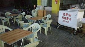 老防疫站路口摊位转让 冰柜桌子凳子椅子全部都是新的(发票一应俱全) 因本人临时决定要去外地所以低价出...