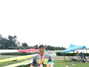 苍溪又出了一名省运会冠军