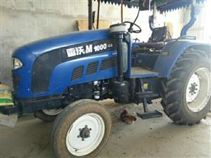 出售拖拉机雷沃1000有意电话联系15670248967