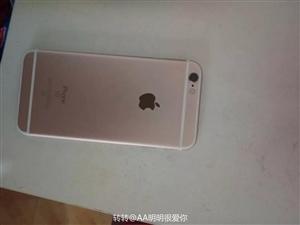 国行苹果6s 16G玫瑰金  亏本卖 无任何问题,自己在用。现在需要钱,亏本卖了。