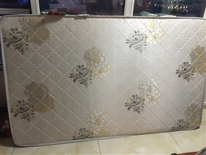 1.2米*2米棕榈床垫,9.9层新,买时350元,不算运费,就把膜撕掉了,因换乳胶床垫,所以便宜贱卖...