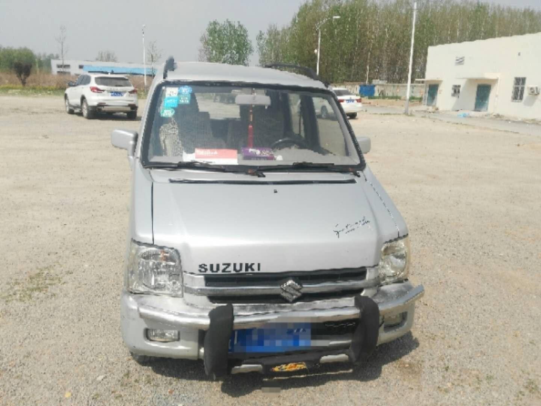 铃木北斗星2010.1.4升