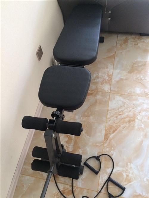 出手自己用的健身椅 99新 便宜