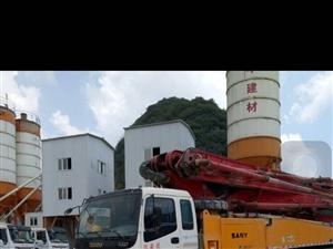 三一56m 泵车出租