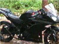 250大忍者摩托车,出售2000,有意者私聊?   微信k962245631
