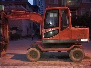 轮式挖机低价出售