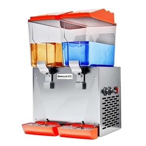 冷热双温搅拌型饮料机,全新