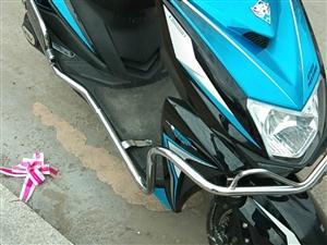 出卖二手电动车 新车骑了一个半月 板正 澳门太阳城网站看车