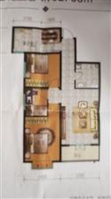 华江苑3室2厅1卫45万元