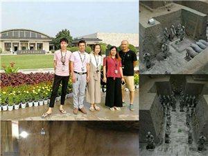 大环线自驾游第二十五天:早上起来驾车在秦始皇兵马俑博物馆景区